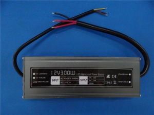 DV12-300W Waterproof LED Power Supply pictures & photos
