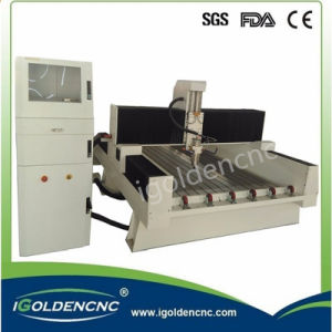 Stone 3D CNC Engraving Machine Stone CNC Router pictures & photos