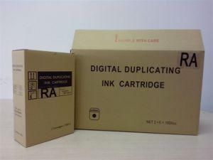 Ra/ RC Digital Duplicator Ink (Black) pictures & photos
