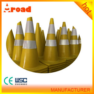 Traffic Safety Roadway Safety Traffic Cone PVC Cone Plastic Cone Roadway Safety pictures & photos