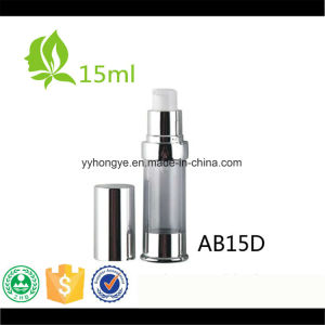 Plastic Cosmetic Airless Pump Bottle Cosmetic Airless Pump Bottle pictures & photos