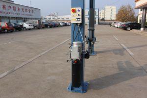 2 Column Clear Floor Auto Hoist Hydraulic Car Lift for Repair pictures & photos