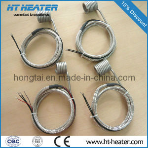 Hot Runner Coil Heater for Titanium Nail pictures & photos