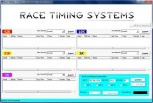 China Rfid Race Timing System Software China Rfid Race
