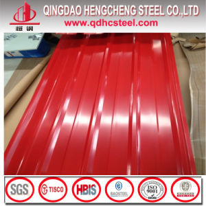 Wholesale China Corrugated Color Roofing Sheet pictures & photos