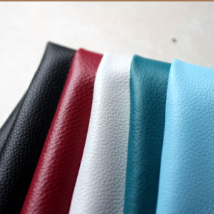 PVC Leather for Bag / Microgroove Pattern (9117)