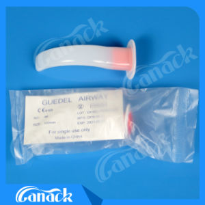 High Quality Color-Coded Oral Pharyngeal Guedel Airway Made in China pictures & photos