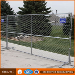 High Quality Strong Stays Galvanized Temporary Fence Brace pictures & photos