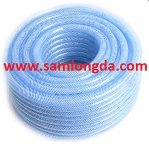 PVC Reinforced Hose Pipe for Water & Air pictures & photos