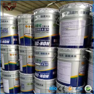 Gel-Like Rubber Modified Asphalt Waterproof Coating, Solvent-Free Rubber Modified Bitumen Waterproof Coating pictures & photos