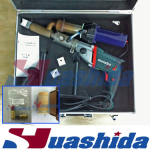 Plastic Hand Extruder PVC Welding Machine PE Plastic Hand Welder pictures & photos
