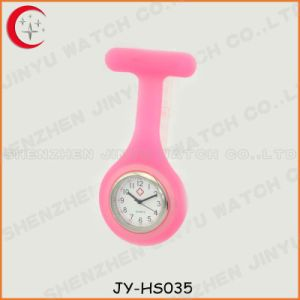 High Quality Silicone Nurse Watch (JY-HS035)