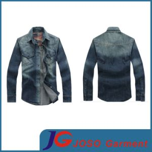 Slim Fit Fashion Jean Jacket for Man Best Jeans (JC7036) pictures & photos