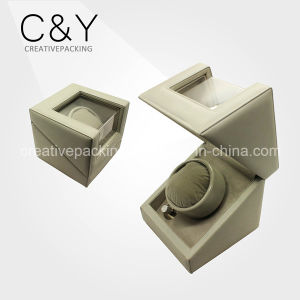 Simple Wholesale Leather Watch Winder pictures & photos