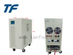 Single Phase DC to AC Inverter 10kw/20kw/30kw, Three Phase Solar Power Inverter, Pure Sine Wave Power Inverter off Grid pictures & photos
