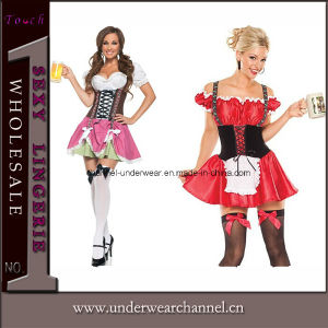 Wholesale Sexy Beer Maid Fancy Bavarian German Costumes (8926) pictures & photos