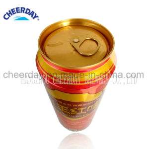 OEM Abv4.5% 500ml Canned Red Beer pictures & photos