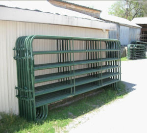 China Supplier 12foot Horse Cattle Panel/Steel Corral Panel pictures & photos