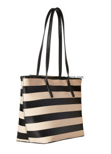 Women Black & White Fashion Tote Hand Bag pictures & photos