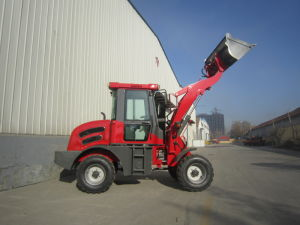 Small Agriculture 915 1.5ton Tractor Loader with EPA Engine pictures & photos