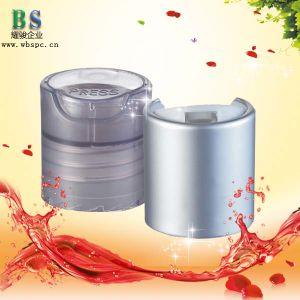 Aluminum Press Cap Disc Top Cap pictures & photos