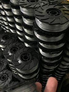 0.8mm Galvanized Wire Spools for Max Rebar Tier pictures & photos