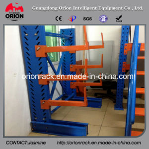 Double Side Steel Cantilever Pipe Rack pictures & photos