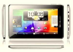 Android 2.3.4 Capacitive 7′′ Touch Screen Laptop Cortex-A8 1.2GHz, Tablet PC Dual Camera MID