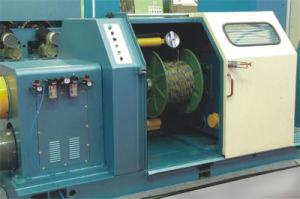 Cantilever Type Wire Cable Single Stranding Machine pictures & photos