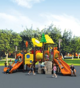 Commercial Outdoor Playground Equipment for Children pictures & photos