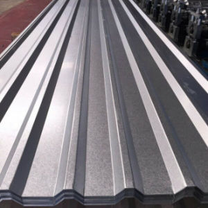 Galvanized Roofing Sheet-Undular Steel Sheet pictures & photos