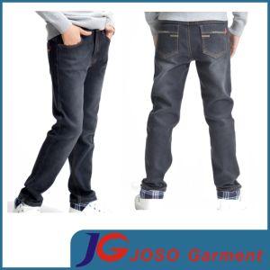 Boys Kids Cotton Grey Denim Pants (JC8012) pictures & photos