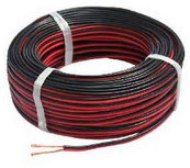 Solar Cable Low Voltage Red and Black Power Cable for CCTV Cemara