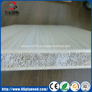 18mm Melamine White Paulownia Blockboard Plywood pictures & photos