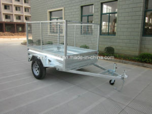 Box Trailer with Cage (BRT-C64 C74 C75)