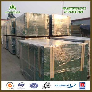 High Security Structural Steel Square Tube Rental Temporary Fence pictures & photos