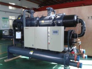 Hot Selling CE Water Cooled Chiller (DLS-1651~9201) pictures & photos