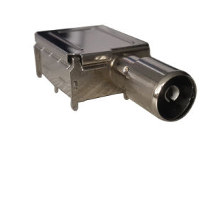 RF Terminal Video Socket RF Connector Coaxial Radio Frequency Socket RF-M-406 pictures & photos
