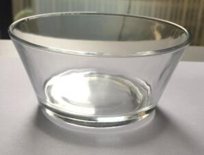 Fashionable Round Glass Bowls for Dinnerware Kb-Hn02626 pictures & photos