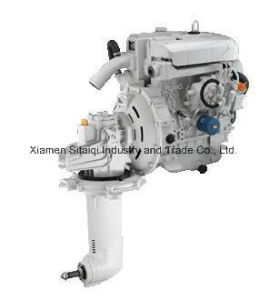 Kipor Marine Diesel Engine with Stern Drive Kd388MB 21.2kw/2600rpm pictures & photos
