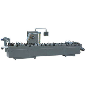 Multi-Function Automatic Stretch Vacuum Packing Machine (DDLZ-320/420) pictures & photos