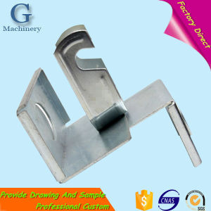 Custom Galvanized Sheet Metal Stamping Parts pictures & photos