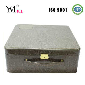 2014 Newest Design High Quality Square Multifunction Cosmetic Box pictures & photos