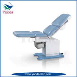 Seamless Mattress Electric Operation Table for Gynecology pictures & photos