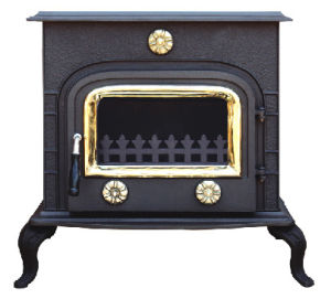 Cast Iron Stove, Fireplace (FIPA 017) , Wood Burning Stove pictures & photos