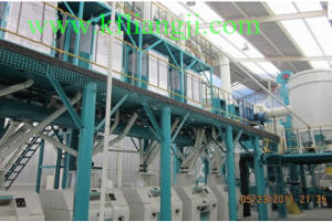 Complete Set Maize Mill, Maize Flour Mill