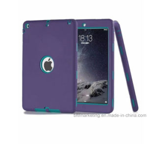 New for All iPad Case Amor Heavy Shockproof Cover Drop-Resistance Tablet Case pictures & photos