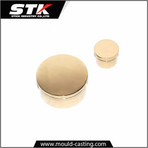 Zinc Alloy Die Casting Lid (STK-14-Z0069) pictures & photos