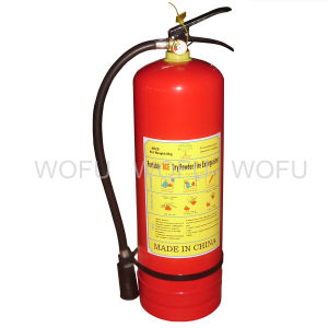 8kg Bc Dry Powder Fire Extinguisher pictures & photos