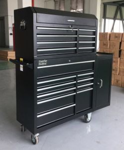 China Wholesaler Storage Tools Tool Cabinet Cart / Tool Chest for Garage pictures & photos